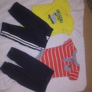 Carter's Baby Outfits